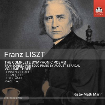 Liszt: Symphonic Poems, Volume Three