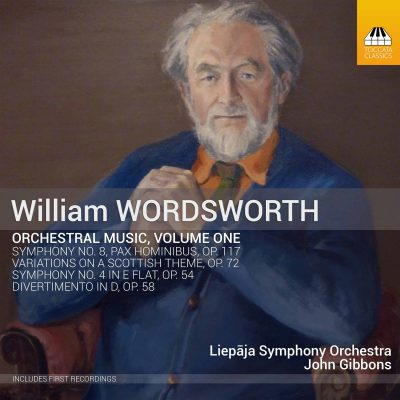 William Wordsworth: Orchestral Music, Volume One