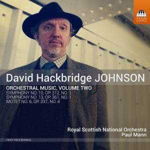 David Hackbridge Johnson: Orchestral Music, Volume Two