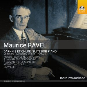 Maurice Ravel: Piano Music