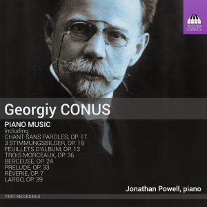 Georgiy Conus: Piano Music