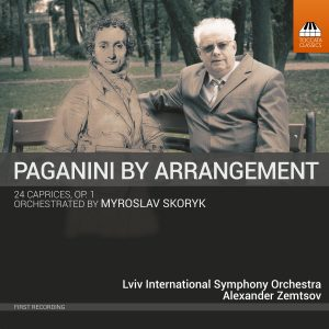 Paganinini By Arrangement