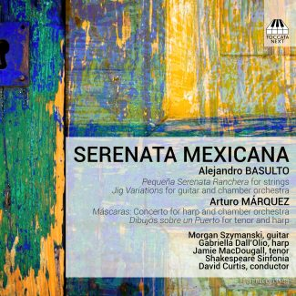 Serenata Mexicana Album Cover