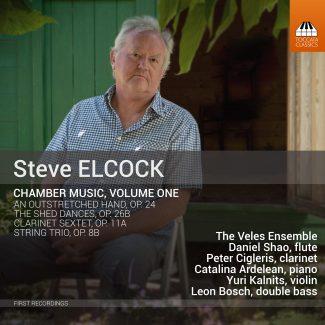 Steve Elcock: Chamber Music, Volume One Cover