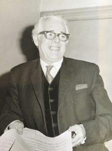 Photo of Cedric Thorpe Davie