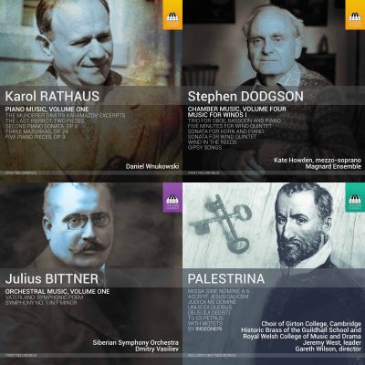 Toccata Classics March Bundle