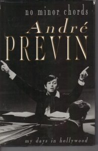 Andre Previn: No Minor Chords
