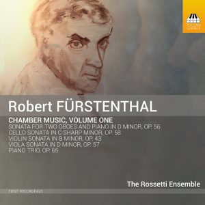 Robert Fürstenthal: Chamber Music, Volume One Cover