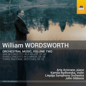 William WORDSWORTH: Orchestral Music, Volume Two