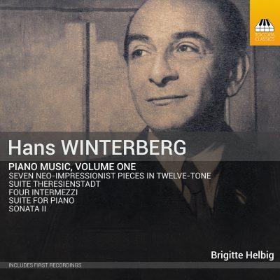Hans WINTERBERG: Piano Music, Volume One