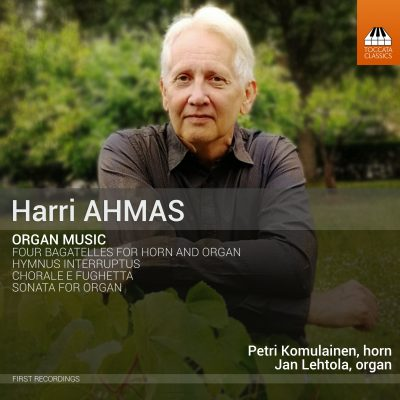 HARRI AHMAS Organ Music