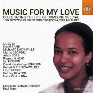 MUSIC FOR MY LOVE Volume Three