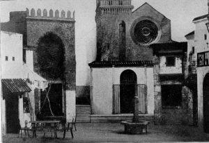 Der Arzt der Sobeide: set for Act I, Breslau, November 1919