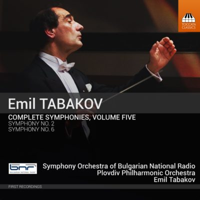 EMIL TABAKOV Complete Symphonies, Volume Five
