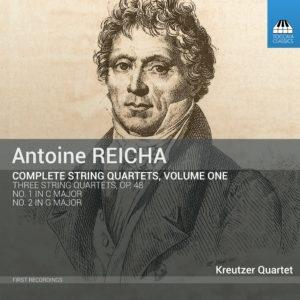 Anton Reicha: Complete String Quartets, Volume One