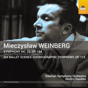 Mieczysław Weinberg: Orchestral Music, Volume Two