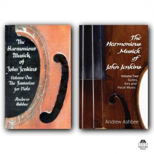 The Harmonious Music of John Jenkins Bundle
