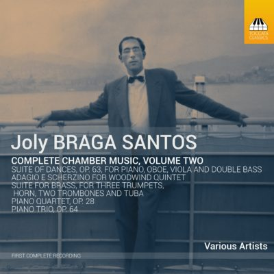 Joly Braga Santos: Complete Chamber Music, Volume Two