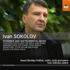 Ivan Sokolov: Chamber and Instrumental Music