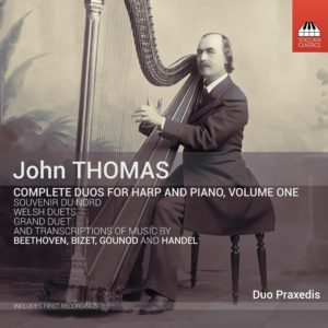 John Thomas: Complete Duos for Harp and Piano, Volume One