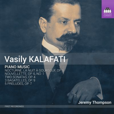 Vasily Kalafati: Piano Music