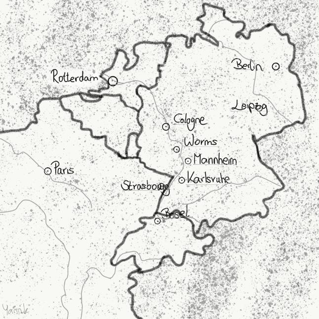 map2 by yannik weber