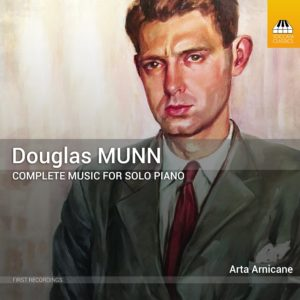 Douglas Munn: Piano Music