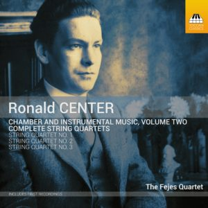 Ronald Center: Chamber and Instrumental Music, Volume Two