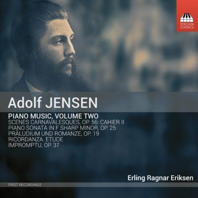 JENSEN: Piano Music Vol.2 Eriksen,Erling Ragnar