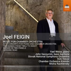 Joel Feigin: Music for Chamber Orchestra